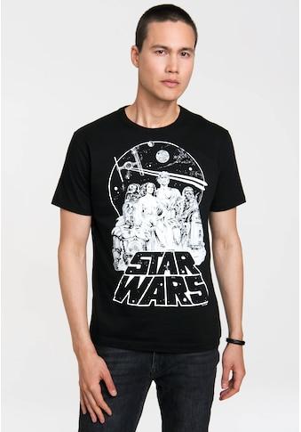 LOGOSHIRT T-Shirt mit coolem Star Wars-Druck kaufen