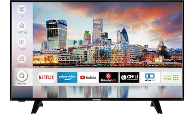 Hanseatic 43H600UDS LED - Fernseher (108 cm / (43 Zoll), 4K Ultra HD, Smart - TV kaufen