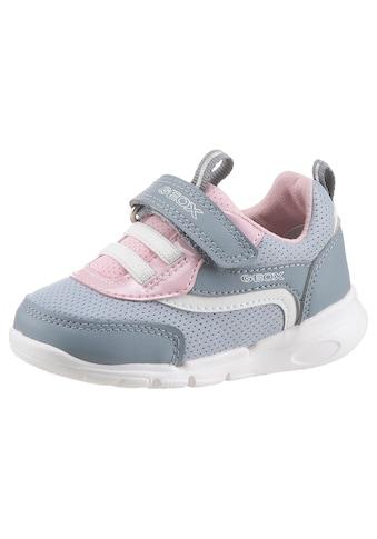 Geox Kids Sneaker »B Runner Girl«, mit Klettverschluss kaufen