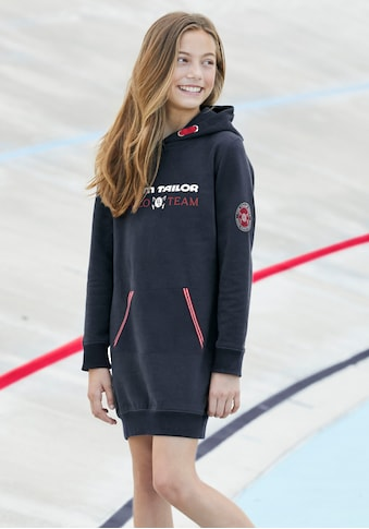 TOM TAILOR Polo Team Sweatkleid kaufen