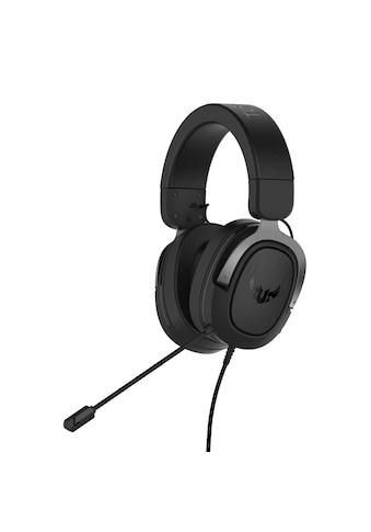 Asus TUF H3 Gun Metal Gaming Headset »7.1-Surround-Sound,tiefem Bass,leichtem Design« kaufen