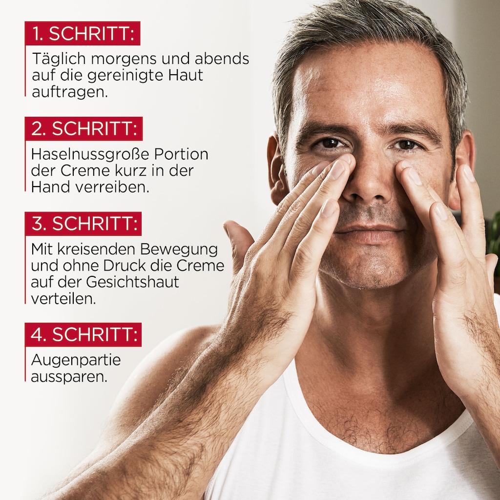 L'ORÉAL PARIS MEN EXPERT Gesichtsgel »Vita Lift Vitalisierende Feuchtigkeitspflege«, hochdosierte Anti-Aging Wirkung gegen Falten & Augenringe