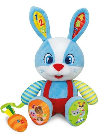 """Clementoni® Kuscheltier """"Lilo das Kaninchen"""" kaufen"""