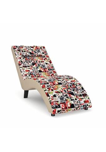 Max Winzer® Relaxliege »build - a - chair Nova« kaufen