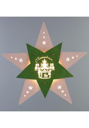 Weigla,LED Fensterbild»Oh Tannenbaum«, kaufen