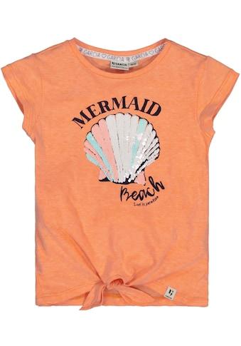 Garcia T-Shirt, mit kleinem Knoten kaufen