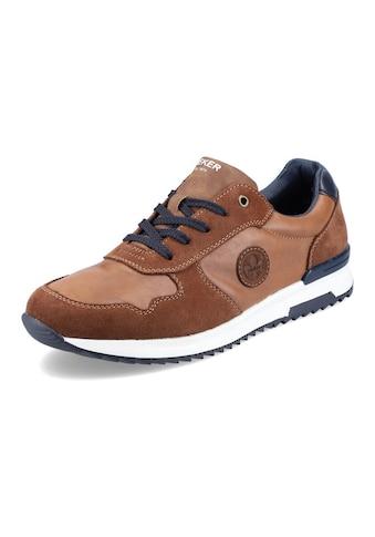 Rieker Sneaker, im Materialmix kaufen