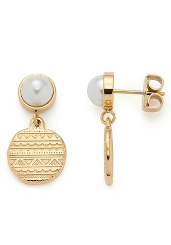 LEONARDO Paar Ohrstecker »Ohrstecker Ava, 018308«, mit Perle (imitiert) kaufen