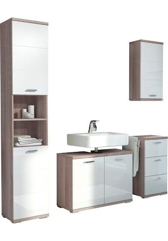 Homexperts Badmöbel - Set »Nusa« (4 - tlg) kaufen