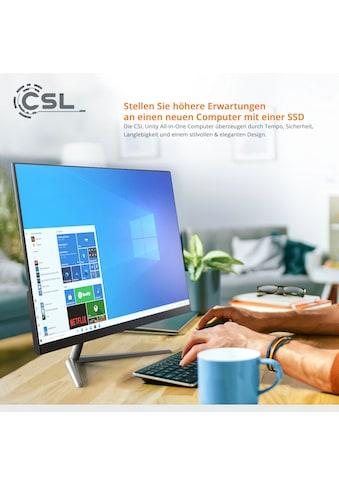 CSL All-in-One PC »Unity F24-GLS mit Windows 10 Home« kaufen