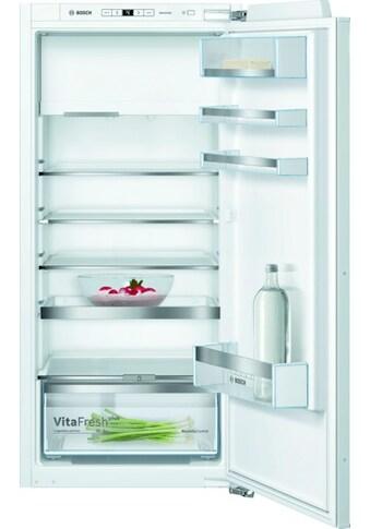 BOSCH Einbaukühlschrank 6, 122,1 cm hoch, 55,8 cm breit kaufen