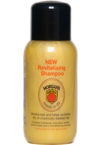Morgan's Haarshampoo »Revitalising Shampoo« kaufen