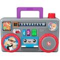 Fisher-Price® Lernspielzeug »Lernspaß Boombox«, mit Licht- und Soundfunktion