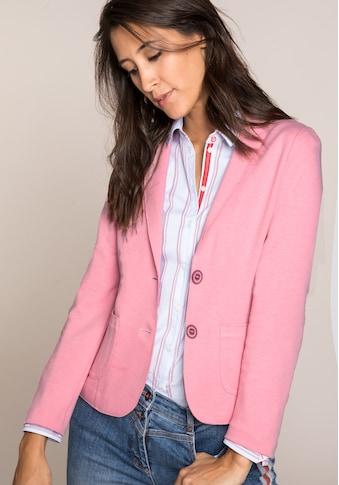 """bianca Sweatblazer »SUNNY«, in der angesagten Trendfarbe """"candy melange"""" kaufen"""