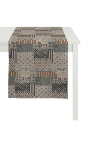 Tischläufer, »5200 CHRISTMAS ELEGANCE«, APELT (1 - tlg.) kaufen