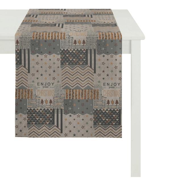 Tischläufer, »5200 CHRISTMAS ELEGANCE«, APELT (1-tlg.)