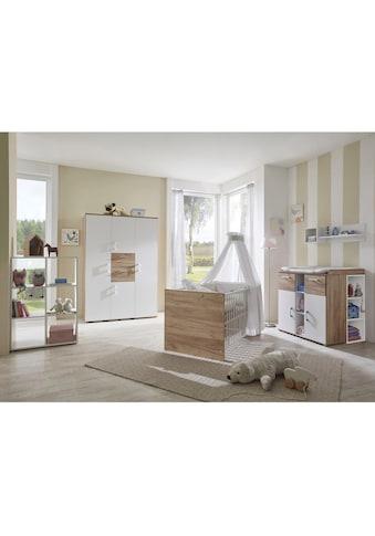 arthur berndt Babyzimmer-Komplettset »Anna«, (Set, 3 St.), Made in Germany; mit... kaufen