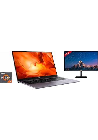 Huawei Notebook »MateBook D16«, ( 512 GB SSD), 24 Monate Herstellergarantie kaufen