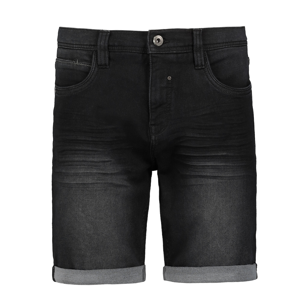 Urban Surface Jeansbermudas, aus Sweat