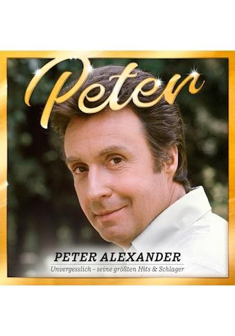 Musik-CD »Peter / Alexander,Peter« kaufen