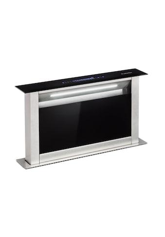 Klarstein Dunstabzugshaube 60 cm 458 m³/h A+ schwarz kaufen