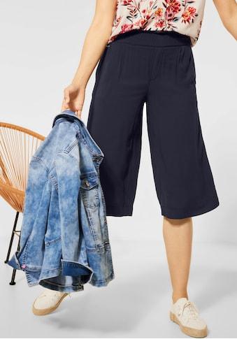 STREET ONE 3/4-Hose, mit seitlichen Eingrifftaschen kaufen