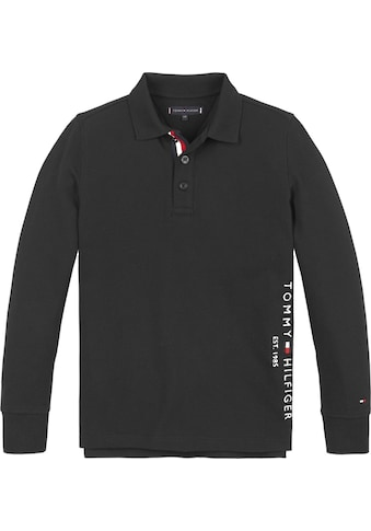 TOMMY HILFIGER Langarm - Poloshirt »ESSENTIAL ESTABLISHED P« kaufen