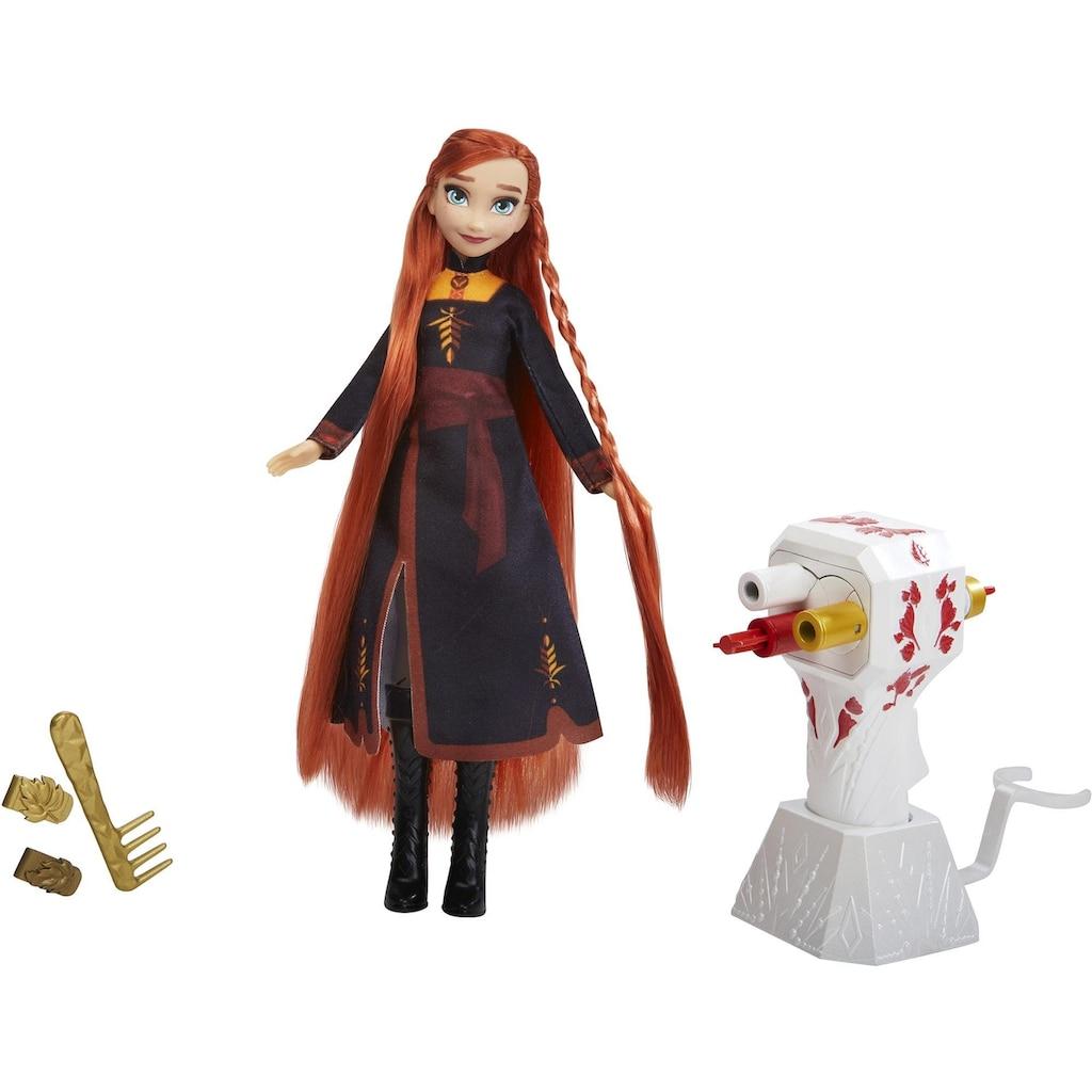 Hasbro Anziehpuppe »Die Eiskönigin II, Flechtspaß Anna«