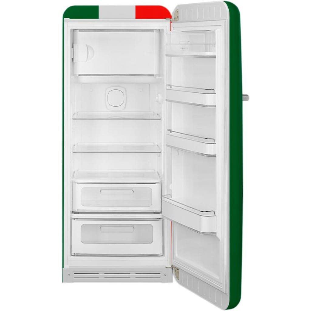 Smeg Vollraumkühlschrank »FAB28«, FAB28RDIT3, 153 cm hoch, 61 cm breit