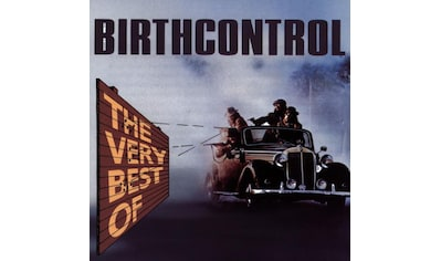 Musik - CD THE VERY BEST OF BIRTHCONTROL / BIRTHCONTROL, (1 CD) kaufen