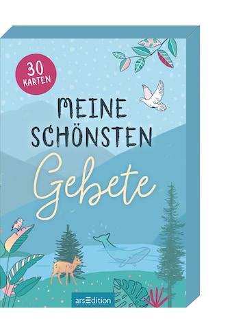 Buch »Meine schönsten Gebete. 30 Karten / Vanessa Weuffel« kaufen