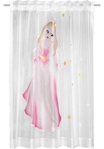 Vorhang, »Barby«, WILLKOMMEN ZUHAUSE by ALBANI GROUP, verdeckte Schlaufen 1 Stück kaufen