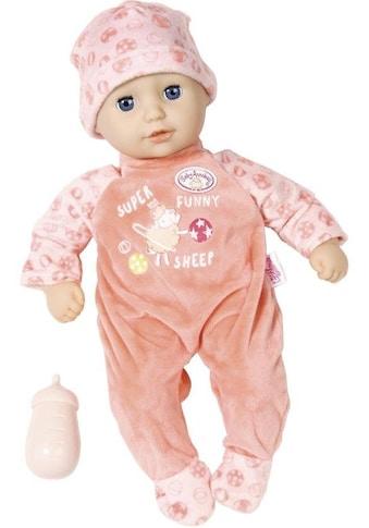 Baby Annabell Babypuppe »Little Annabell«, mit Schlafaugen kaufen