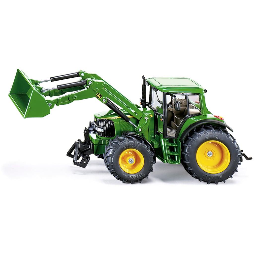 Siku Spielzeug-Traktor »SIKU Farmer, John Deere mit Frontlader«