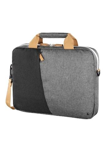Hama Hama Notebook Tasche 15,6 Zoll, 40cm, mit Schultergurt »Laptoptasche grau/schwarz« kaufen