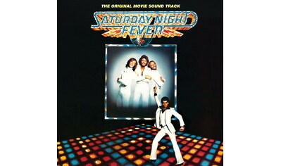 Musik-CD »Saturday Night Fever / OST/Various« kaufen