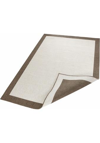bougari Teppich »Panama«, rechteckig, 5 mm Höhe, In- und Outdoor geeignet,... kaufen