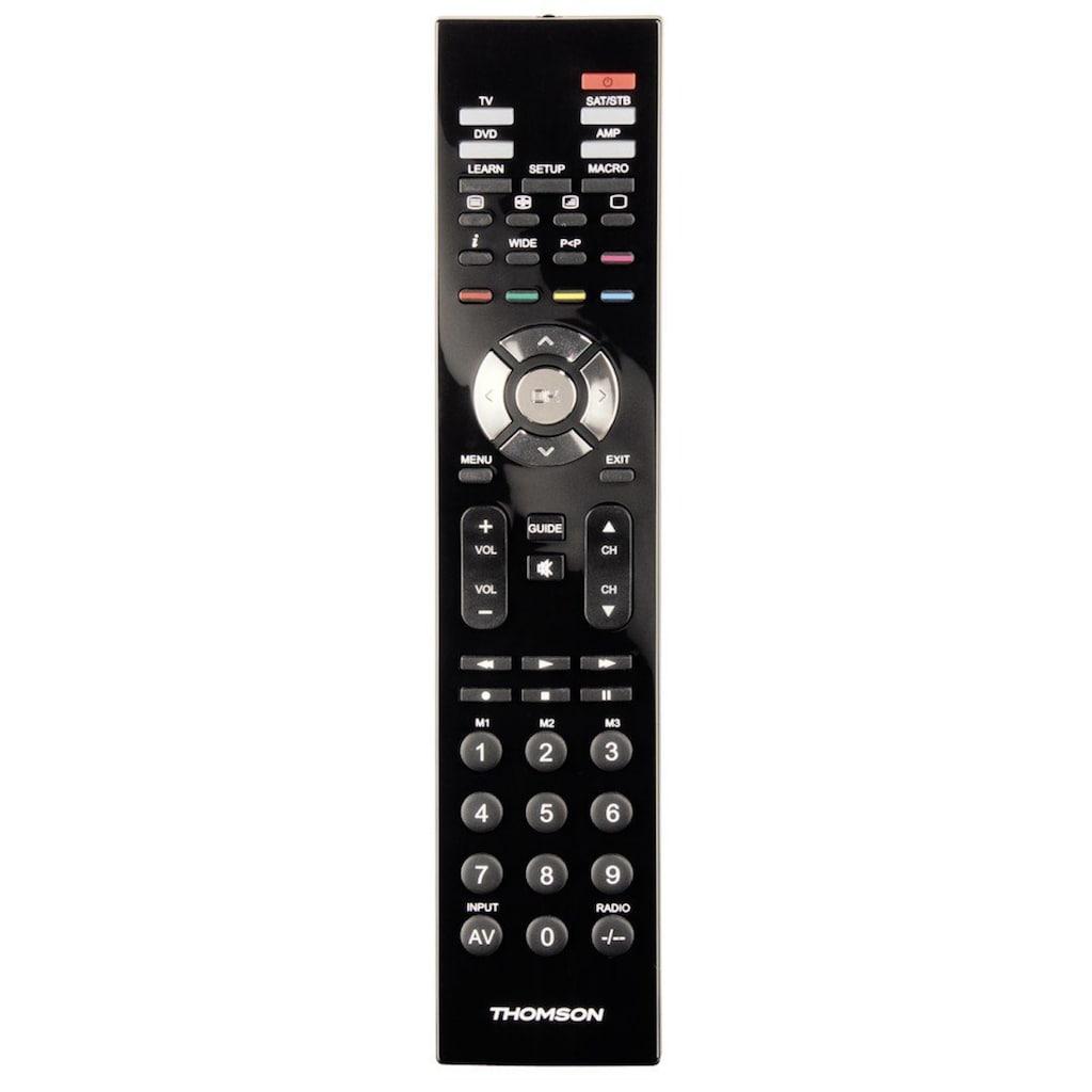 Thomson Universal TV Fernbedienung, Fernsehfernbedienung 4in1