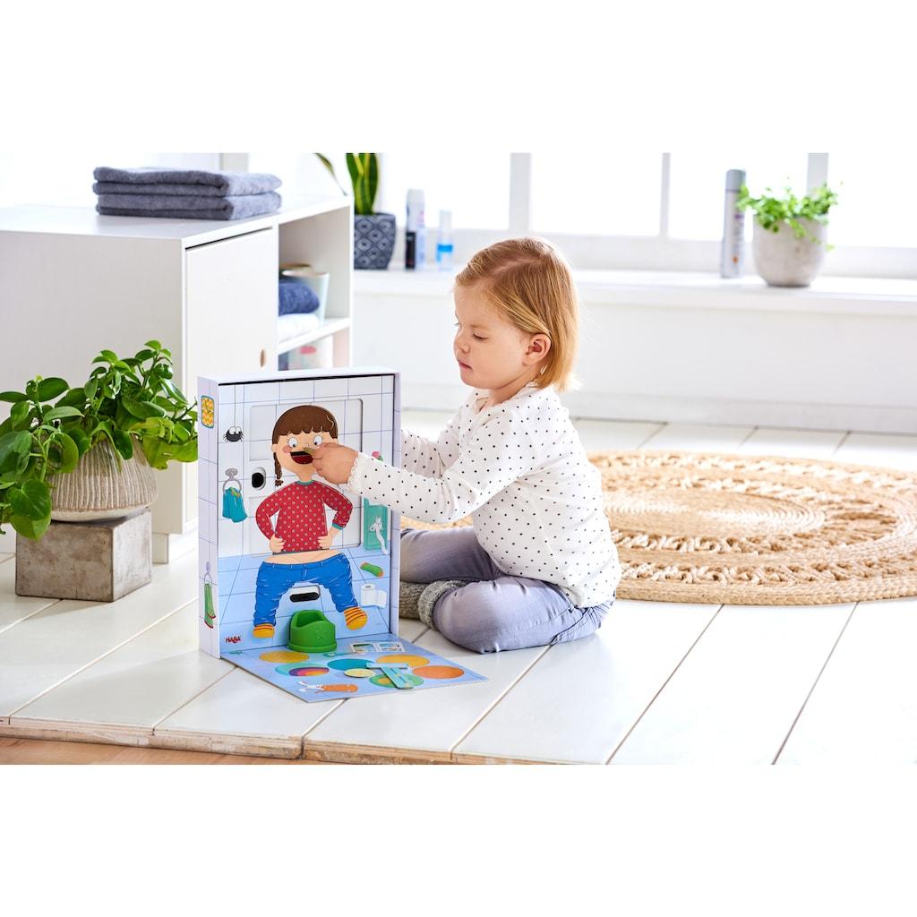 Haba Spiel »Meine ersten Spiele - Hallo Töpfchen!«, Made in Germany
