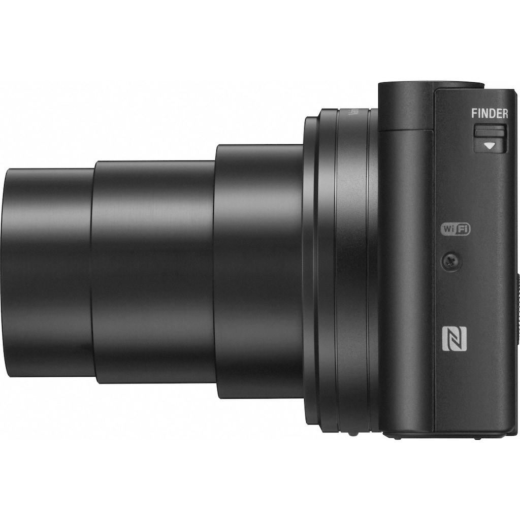 Sony Kompaktkamera »DSC-HX99«, ZEISS® Vario-Sonnar T* 24-720 mm, 18,2 MP, 28x opt. Zoom, NFC-WLAN (Wi-Fi)-Bluetooth, Touch Display, 4K Video, Augen-Autofokus