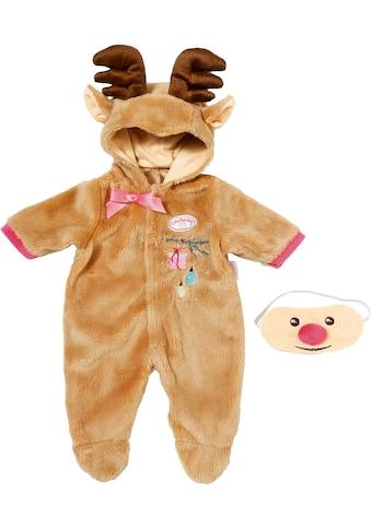 "Zapf Creation® Puppenkleidung ""Deluxe Rentier Set"", (Set) kaufen"
