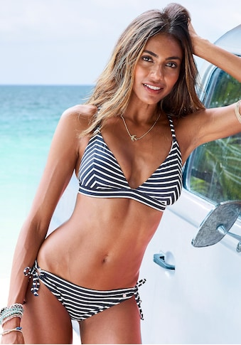 s.Oliver Bikini-Hose »Hill«, mit trendigem Design kaufen