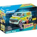 "Playmobil® Konstruktions-Spielset ""SCOOBY-DOO! Mystery Machine (70286), SCOOBY-DOO!"", Kunststoff"