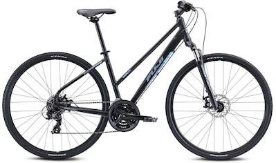 FUJI Bikes Fitnessbike »Traverse 1.7 ST«, 21 Gang, Shimano, Tourney Schaltwerk, Kettenschaltung kaufen