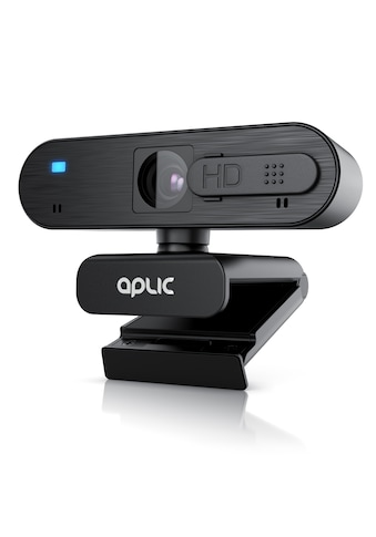 Aplic Webcam »Privacy Shutter Sichtschutz / Stereomikrofone«, Full HD, 1920x1080P @ 30... kaufen