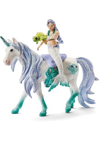 Schleich® Spielfigur »bayala, Meerjungfrau auf Meereseinhorn (42509)« kaufen