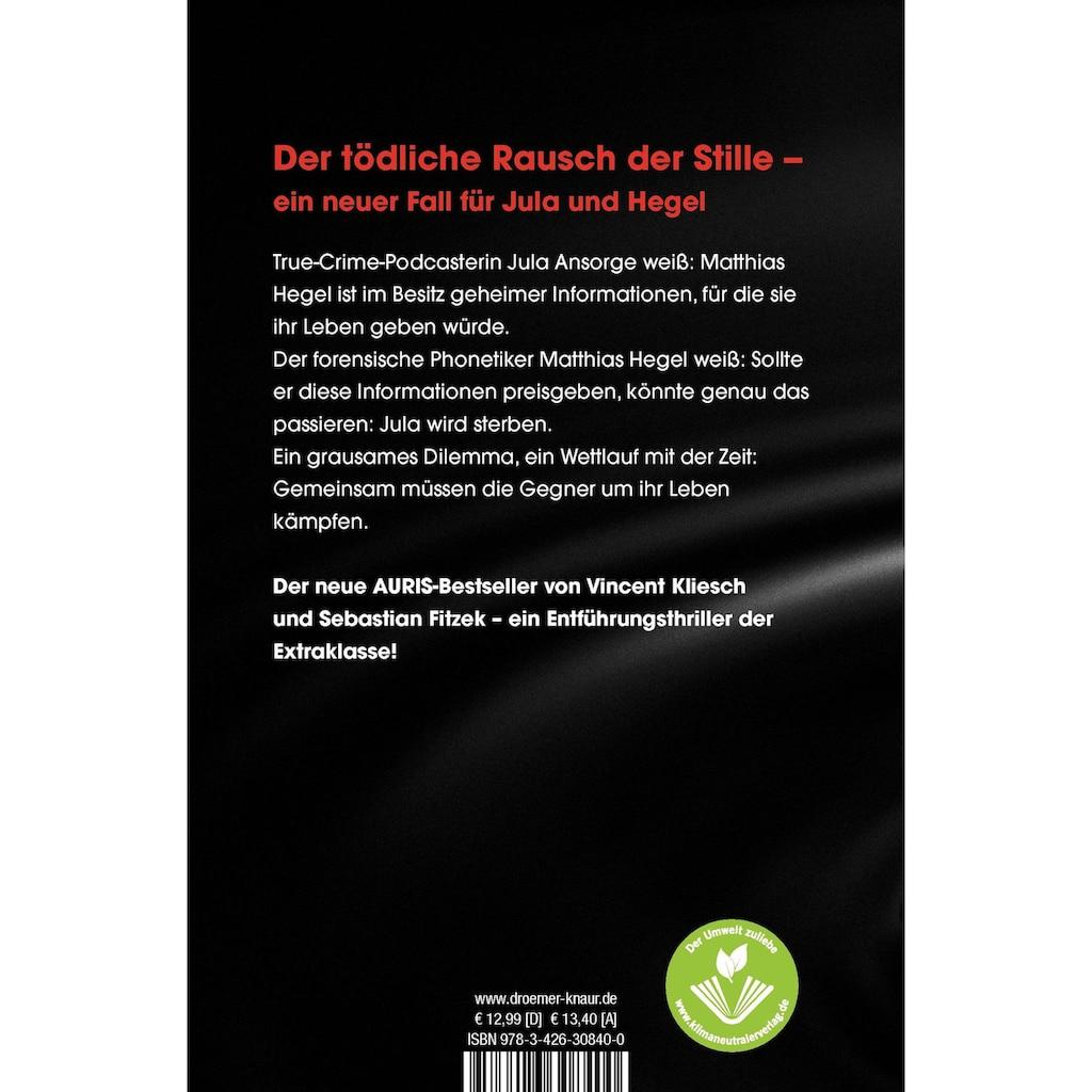 Buch »Todesrauschen / Vincent Kliesch«