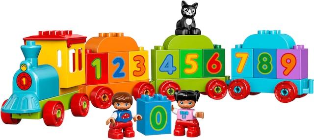 LEGO Zug für Kleinkinder