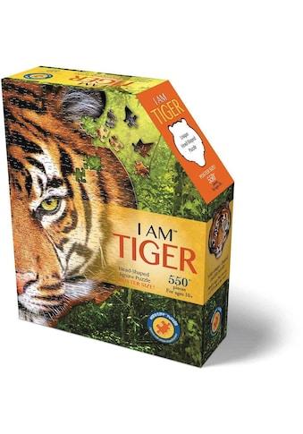 Konturenpuzzle »Tiger« kaufen
