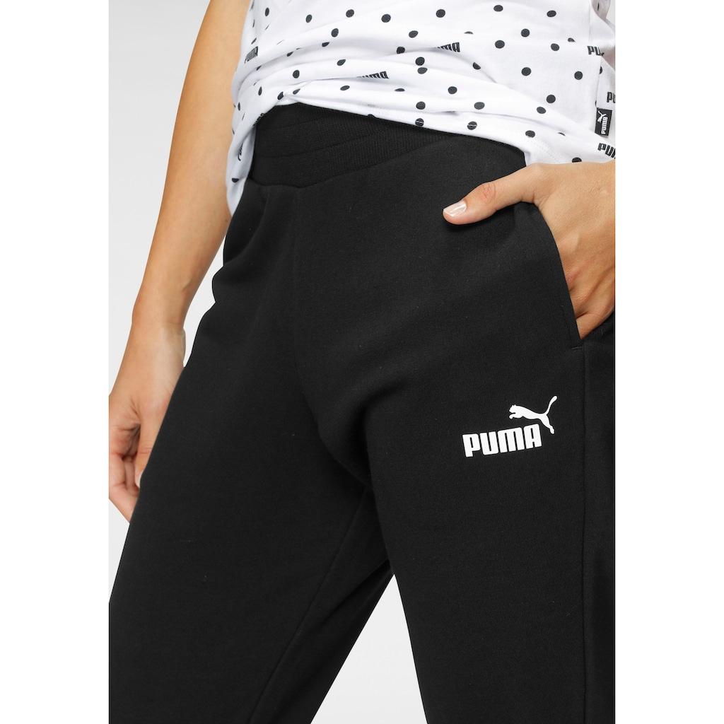 PUMA Caprihose »ESS Capri Sweatpants TR«
